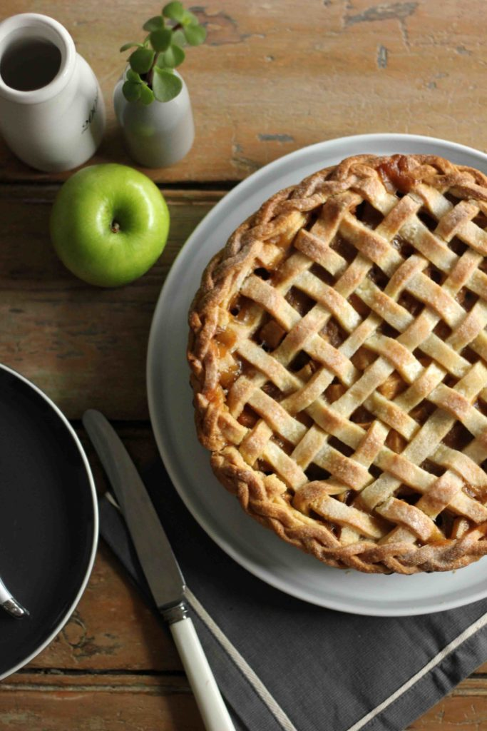 Traditional Apple Pie | Butter Baking