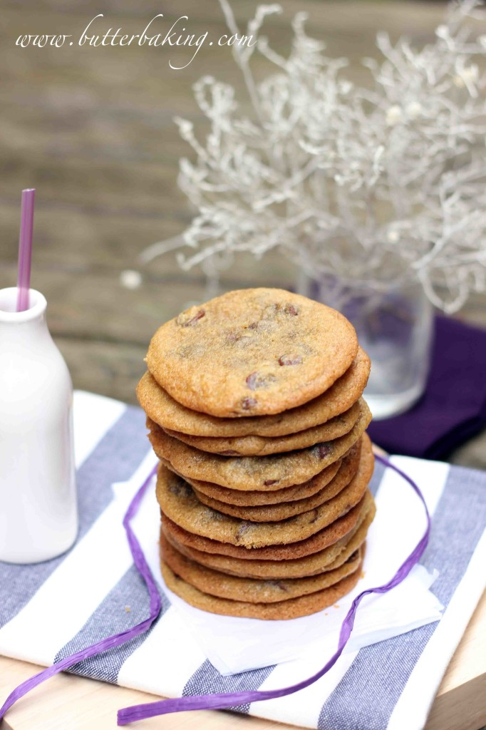 Brown Sugar Chocolate Chip Cookies | Butter Baking