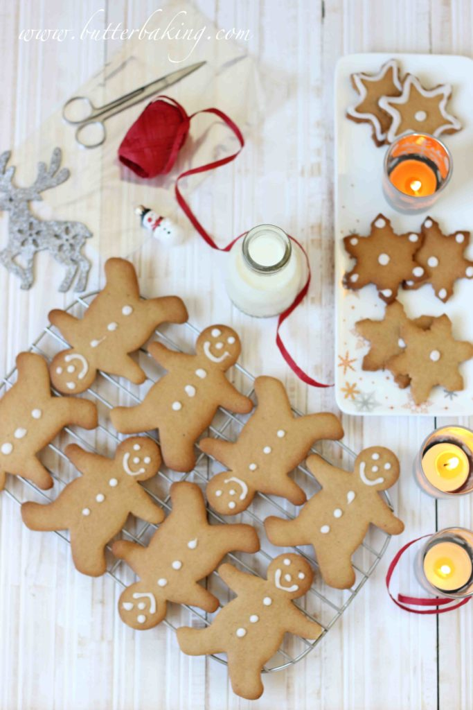 Gingerbread Men | Butter Baking