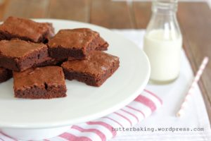 Ultimate Brownies   Butter Baking
