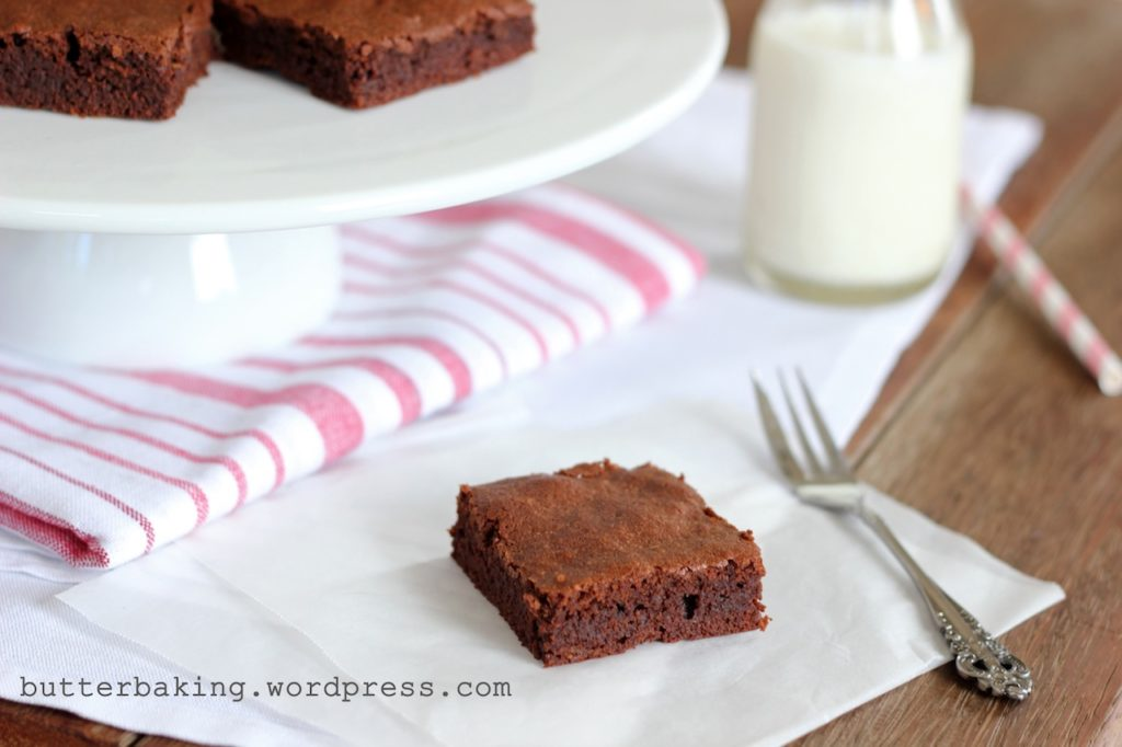 Ultimate Brownies | Butter Baking