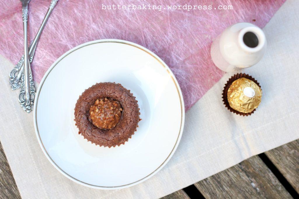 Ferrero Rocher Nutella Brownies | Butter Baking