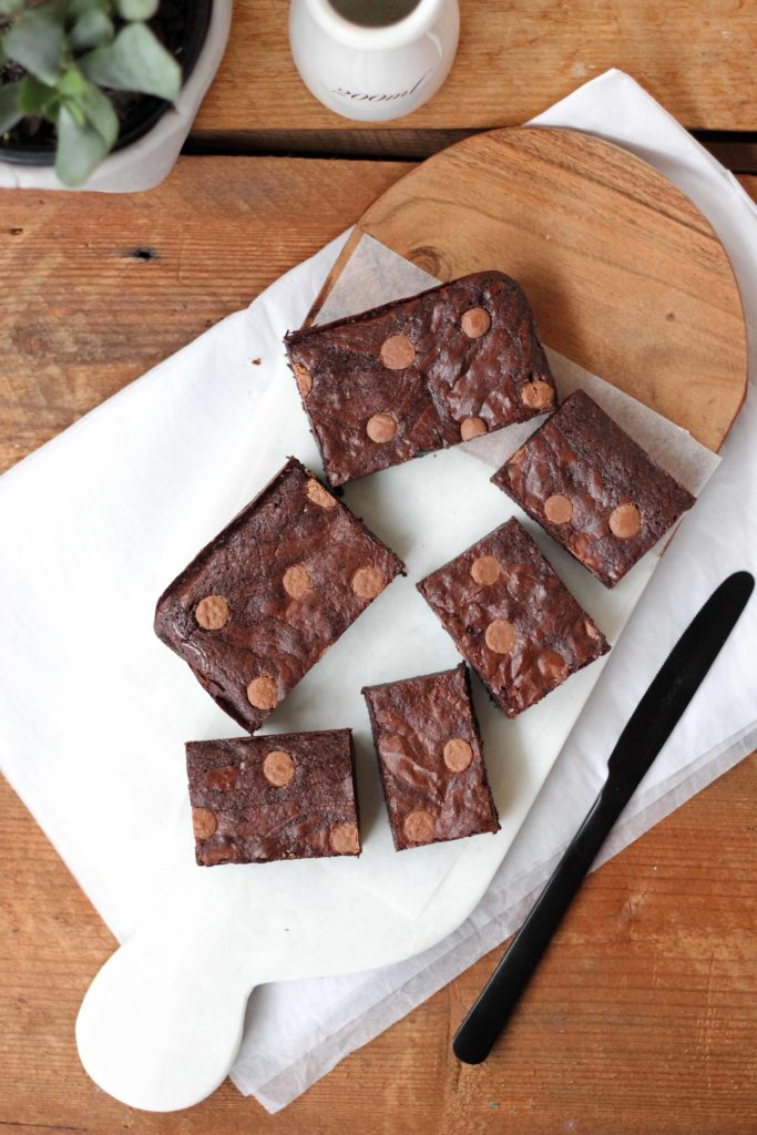 Cocoa Brownies | Butter Baking