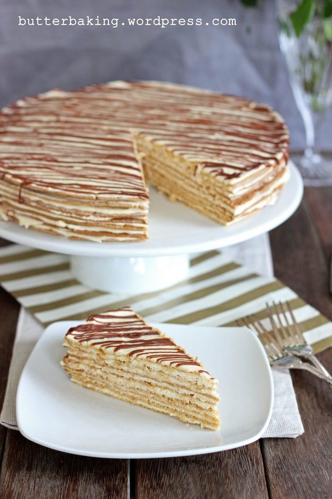 img_8426Polish Icebox Cake (Miodowiec)   Butter Baking