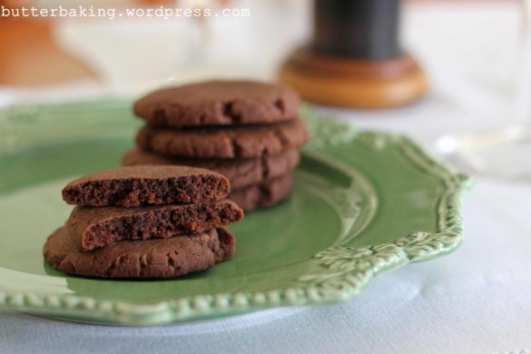 Easy Nutella Cookies | Butter Baking