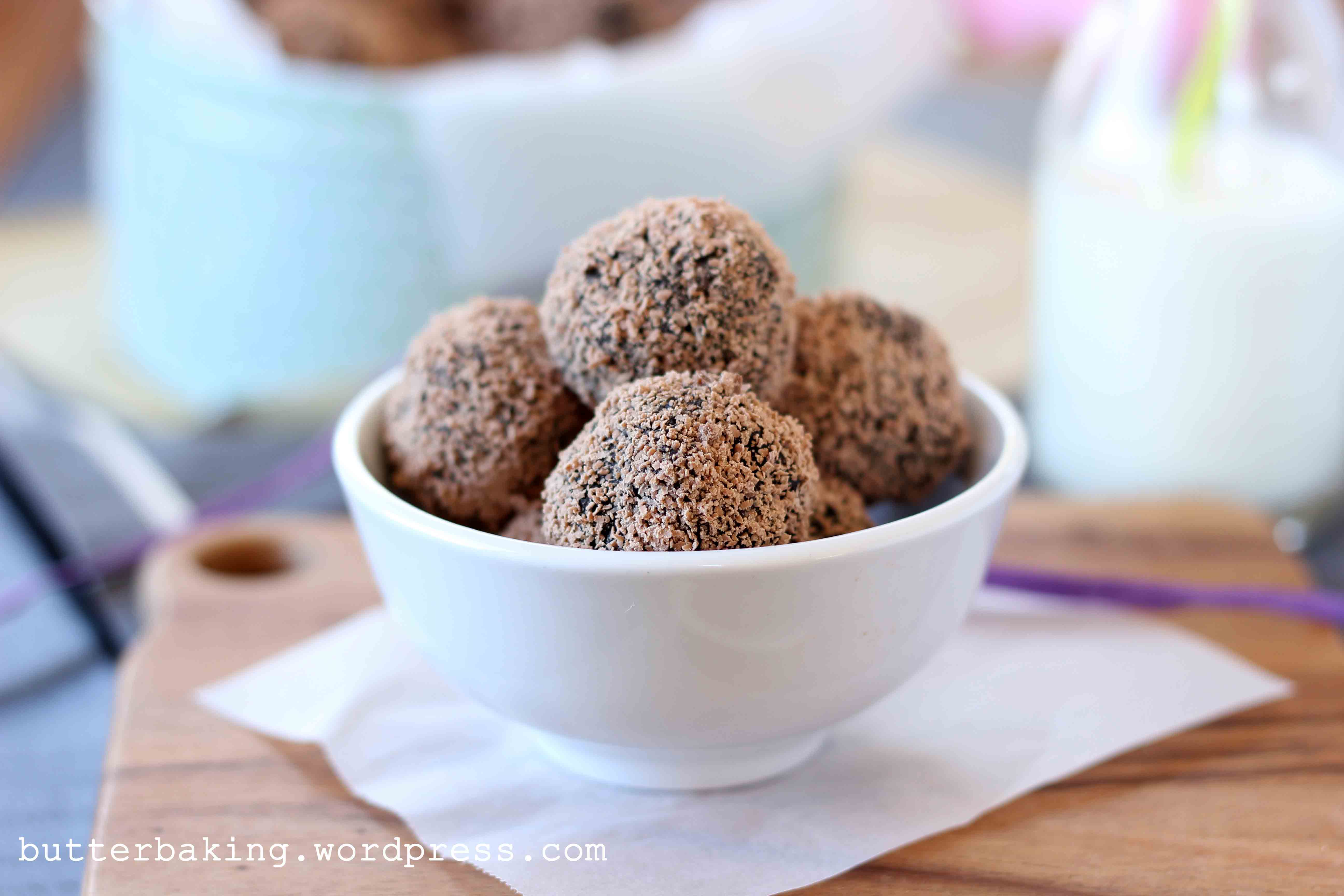 Oreo Truffles | Butter Baking