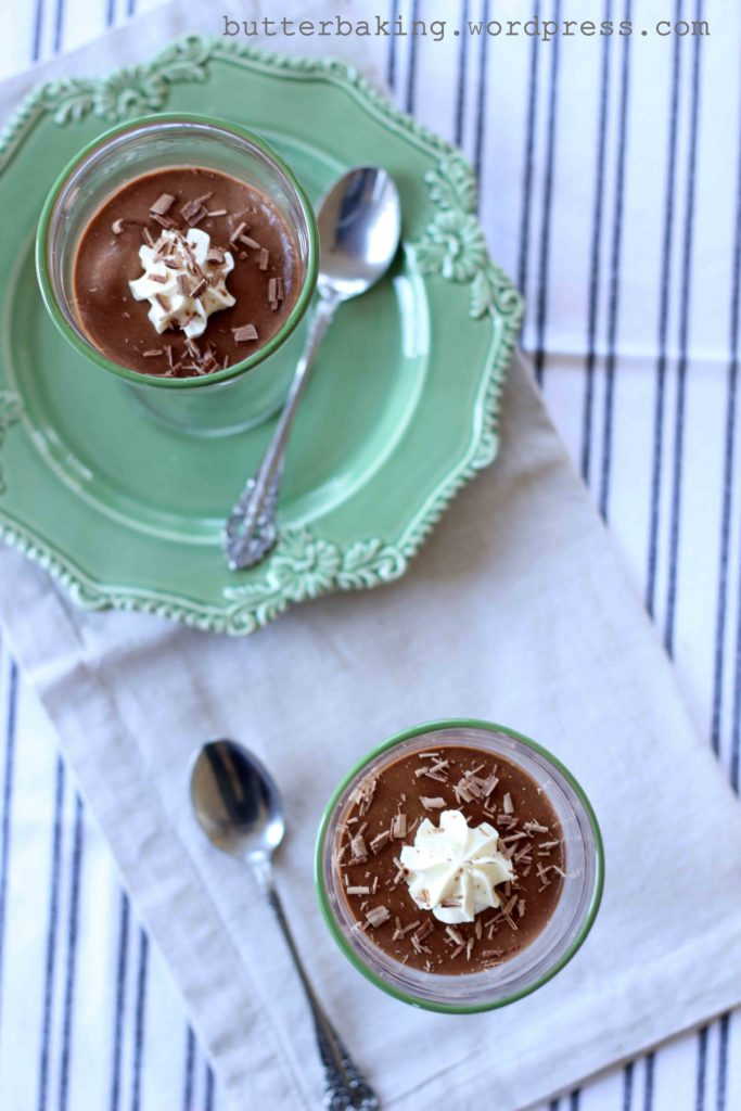 Chocolate Espresso Mousse | Butter Baking