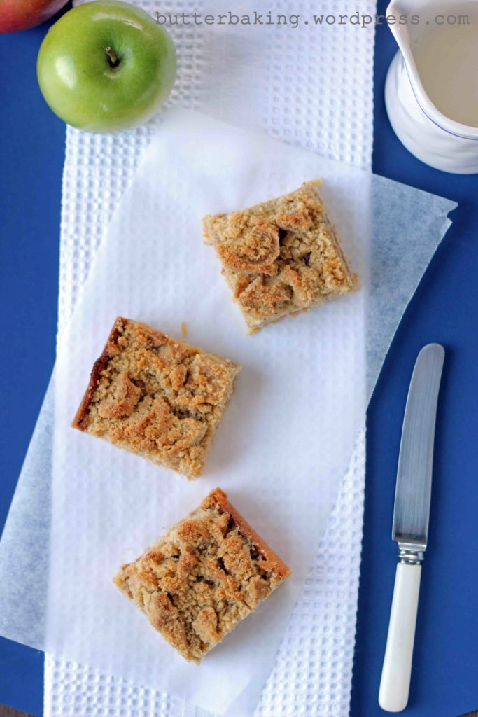 Apple Pie Bars | Butter Baking