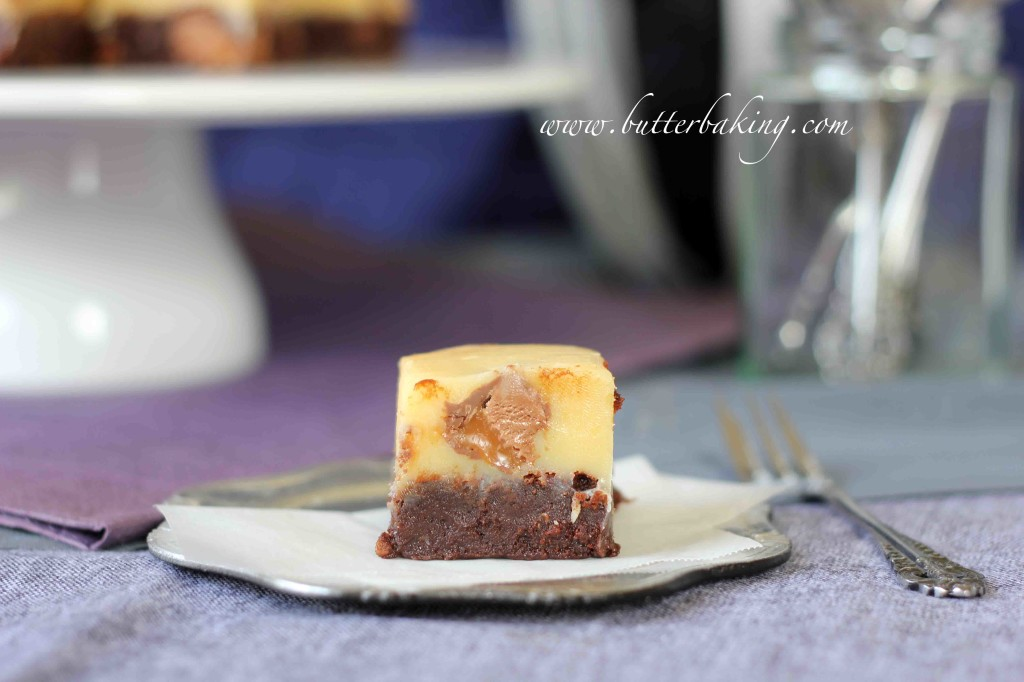 Caramel Mars Bar Brownie | Butter Baking
