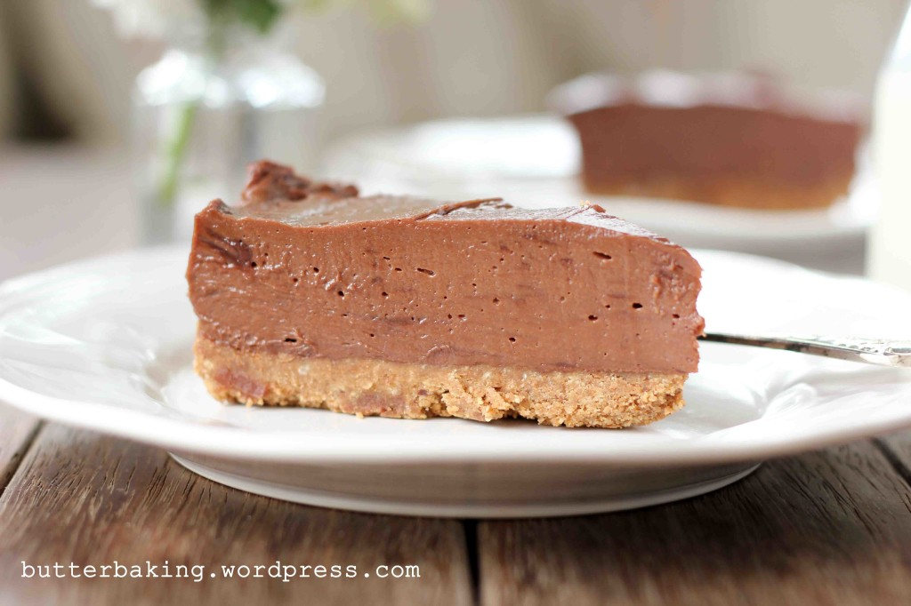 Nutella Cheesecake | Butter Baking