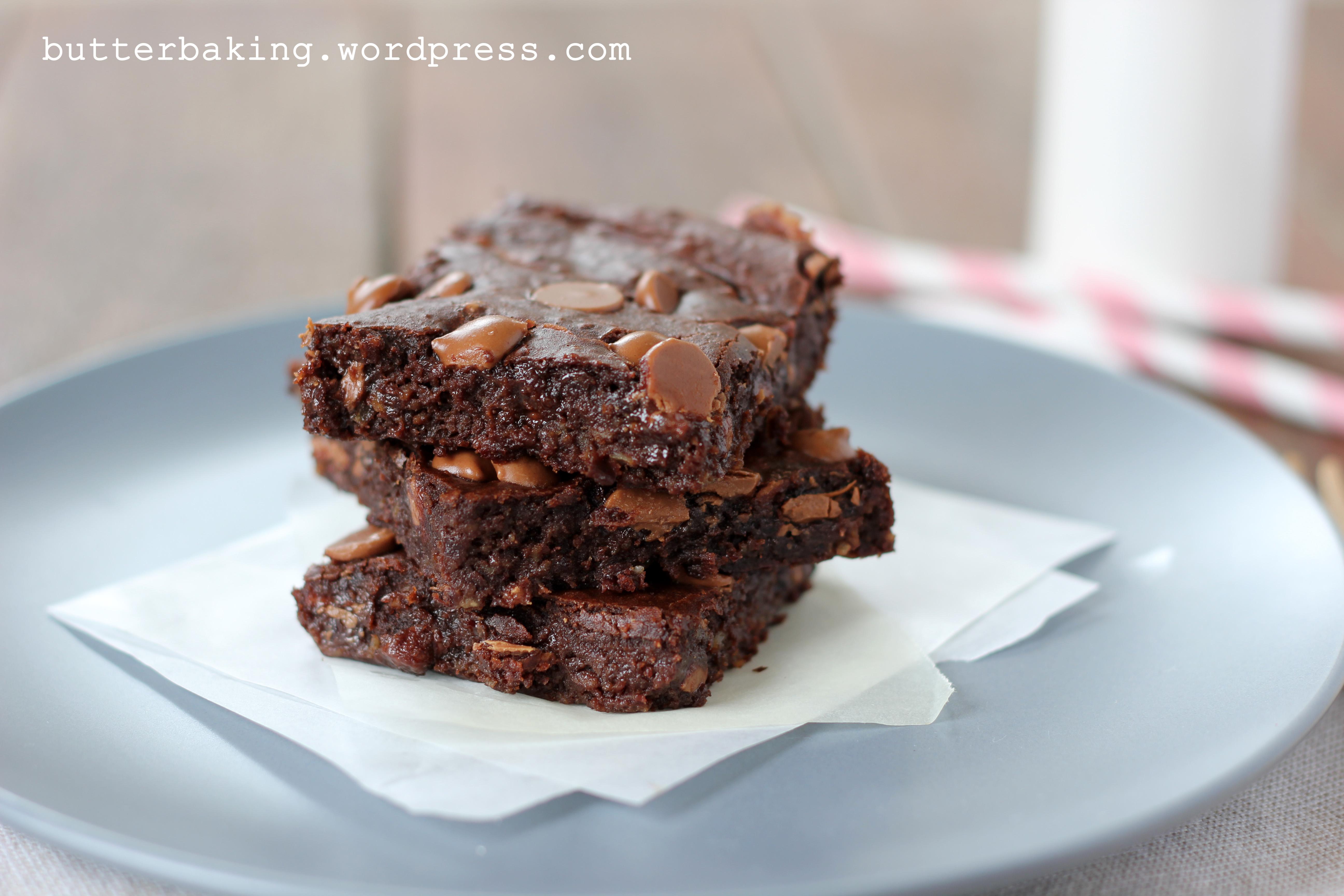 Black Bean Brownies | Butter Baking