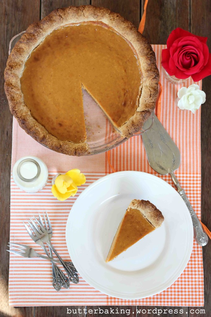 Pumpkin Pie | Butter Baking