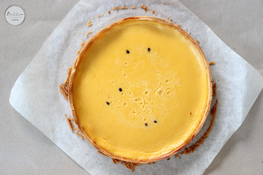 Passionfruit tart | Butter Baking