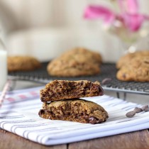 Mocha chocolate chip cookies | Butter Baking