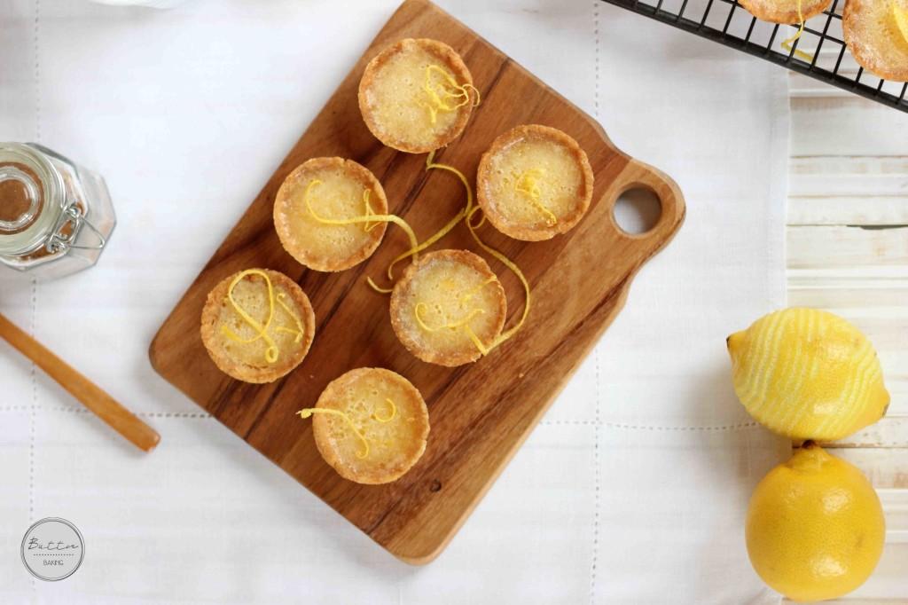 Little Lemon Tarts   Butter Baking