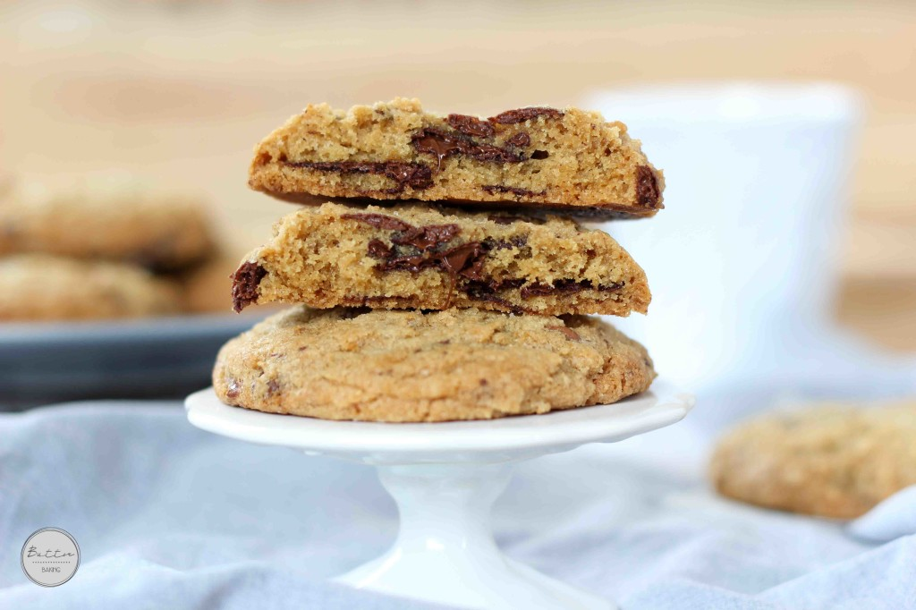 Mrs Fields Chocolate Chip Cookies | Butter Baking