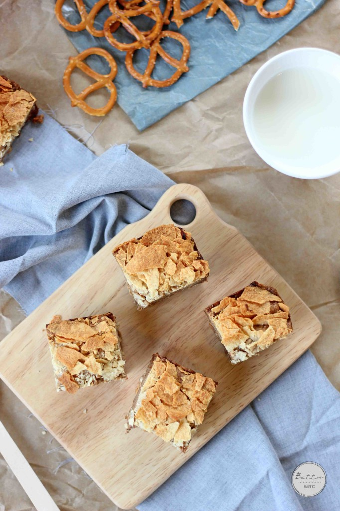 Salty Sweet Bars | Butter Baking