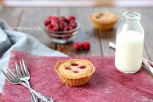 Brown Butter Raspberry Tarts | Butter Baking