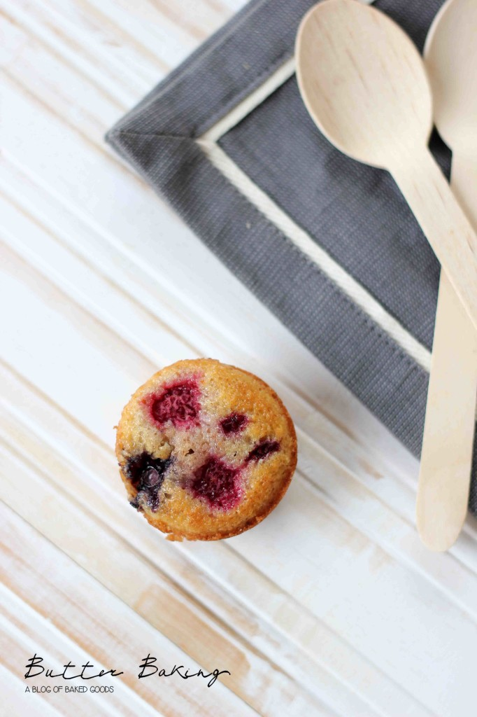 Berry Friands | Butter Baking