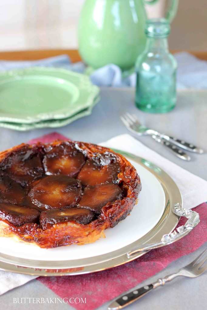 Apple Tarte Tatin | Butter Baking