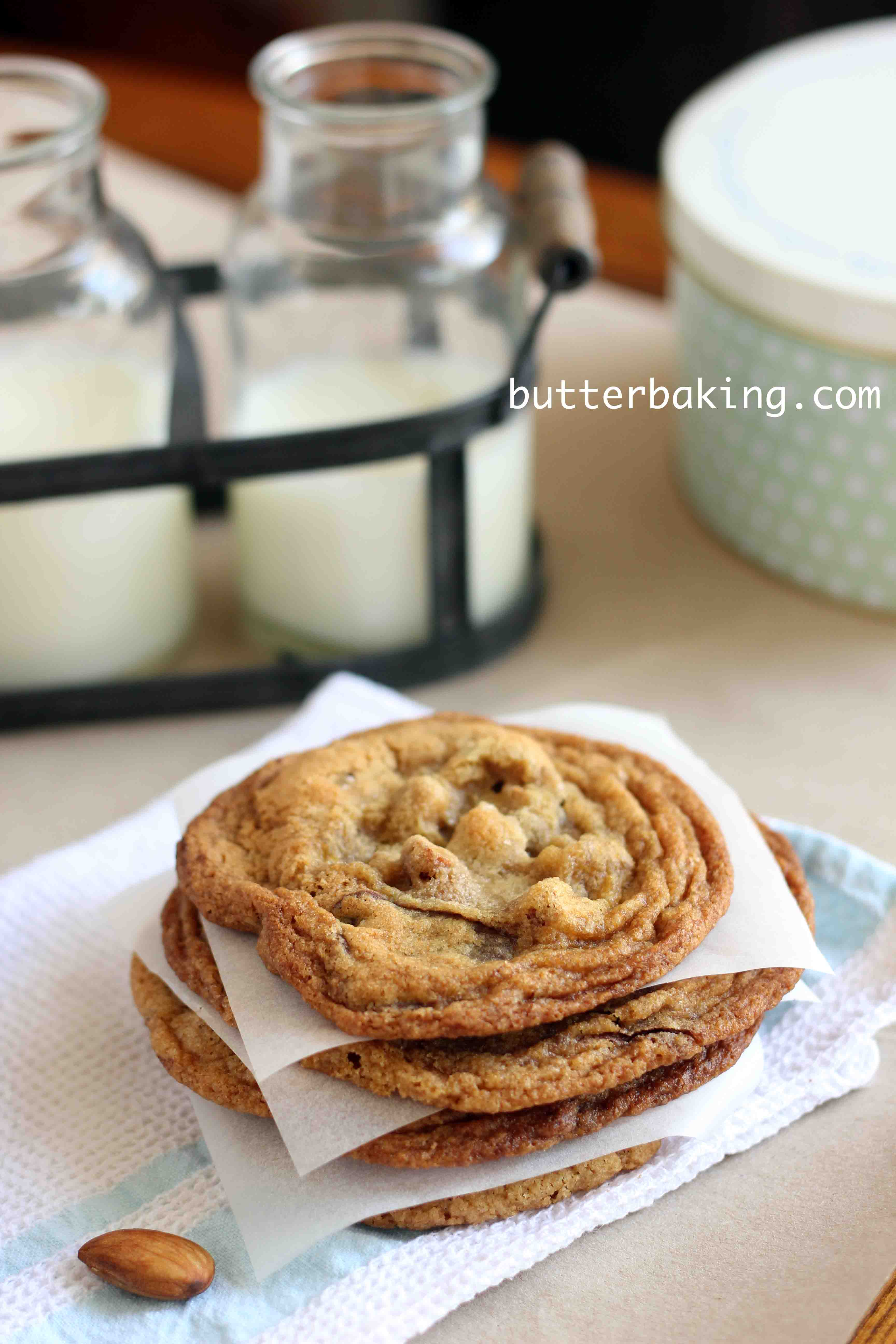 So I haven't shared a cookie recipe around here for a while (shock ...