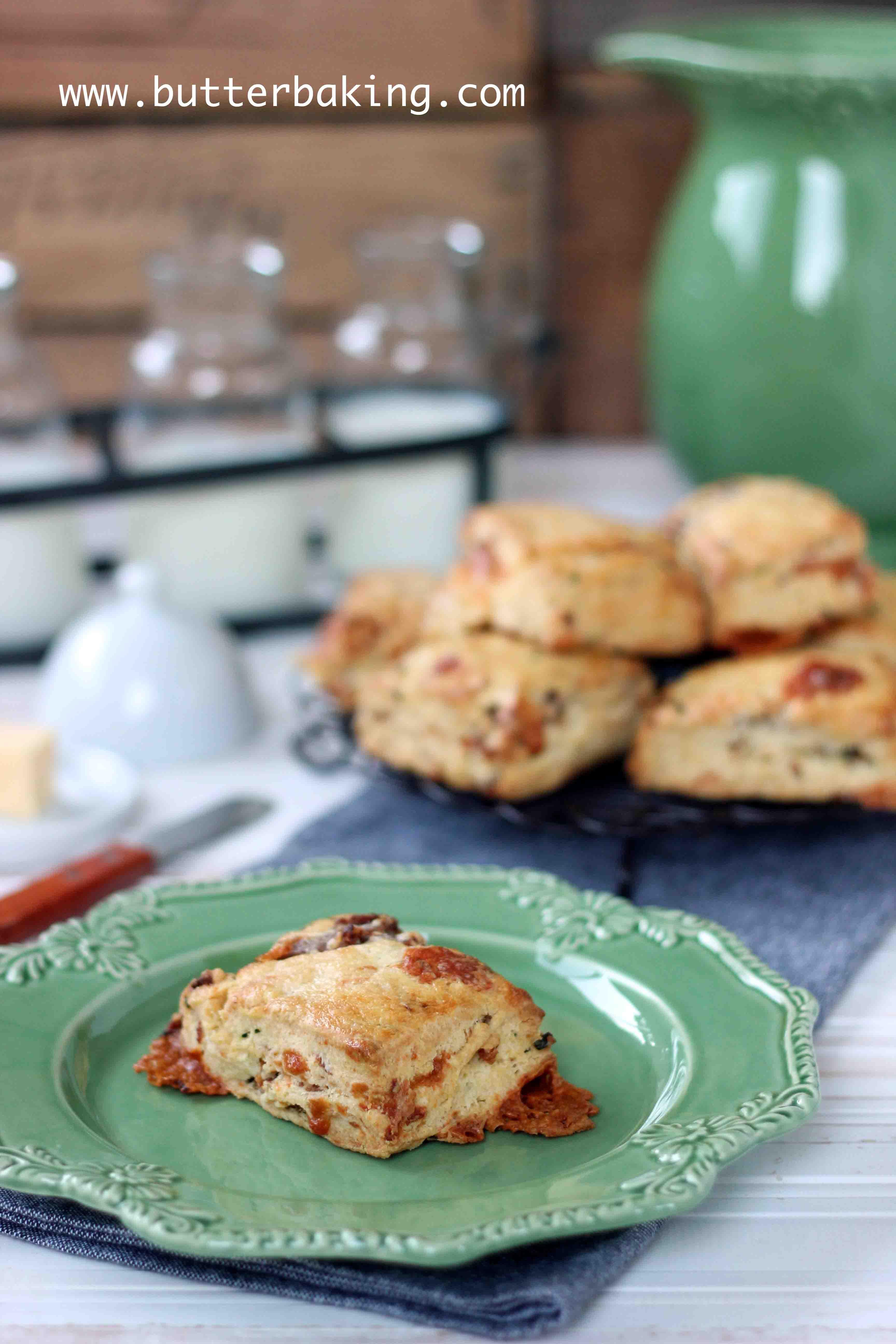 Cream Cheese And Chive Scramble With Prosciutto Recipes — Dishmaps