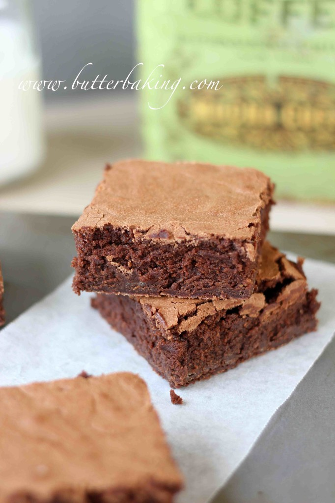 My Favourite Brownies   Butter Baking