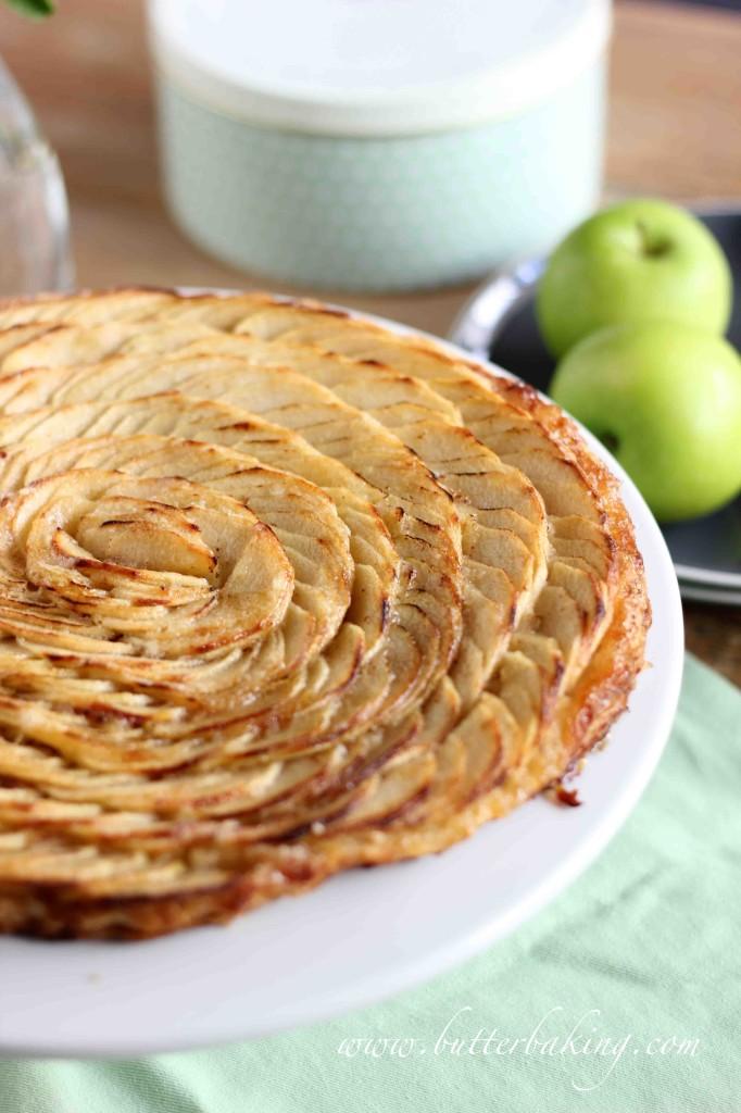 Fine Apple Tart | Butter Baking
