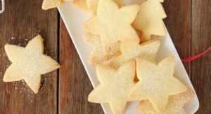 christmas shortbread cookies