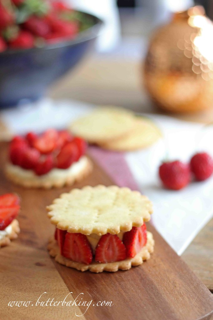 Strawberry Shortcakes | Butter Baking