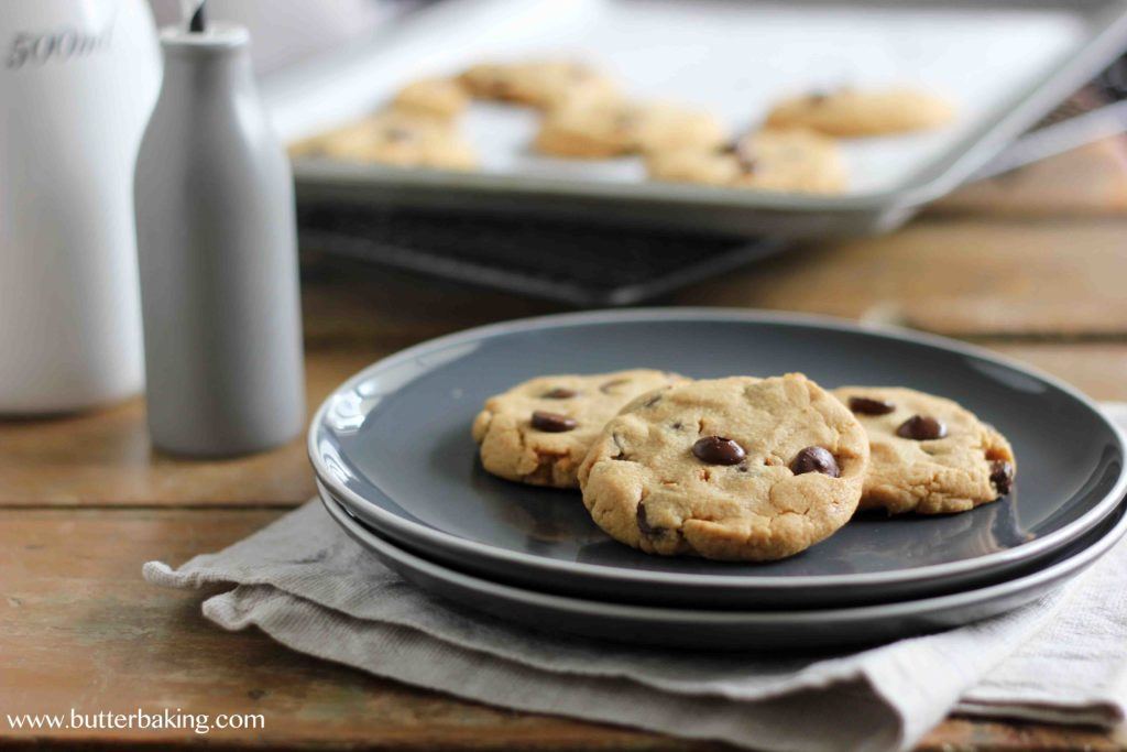 Flourless Peanut Butter Cookies (GF) | Butter Baking