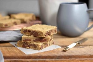 Chocolate Chip Coffee Bars | Butter Baking