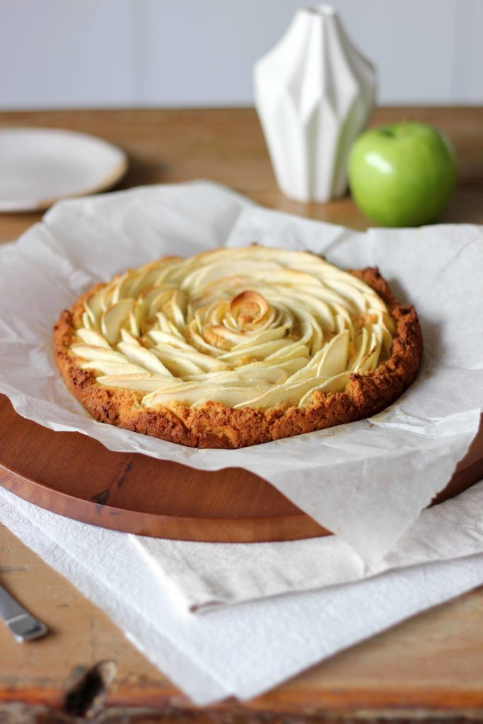 Healthy Apple Cake | Butter Baking