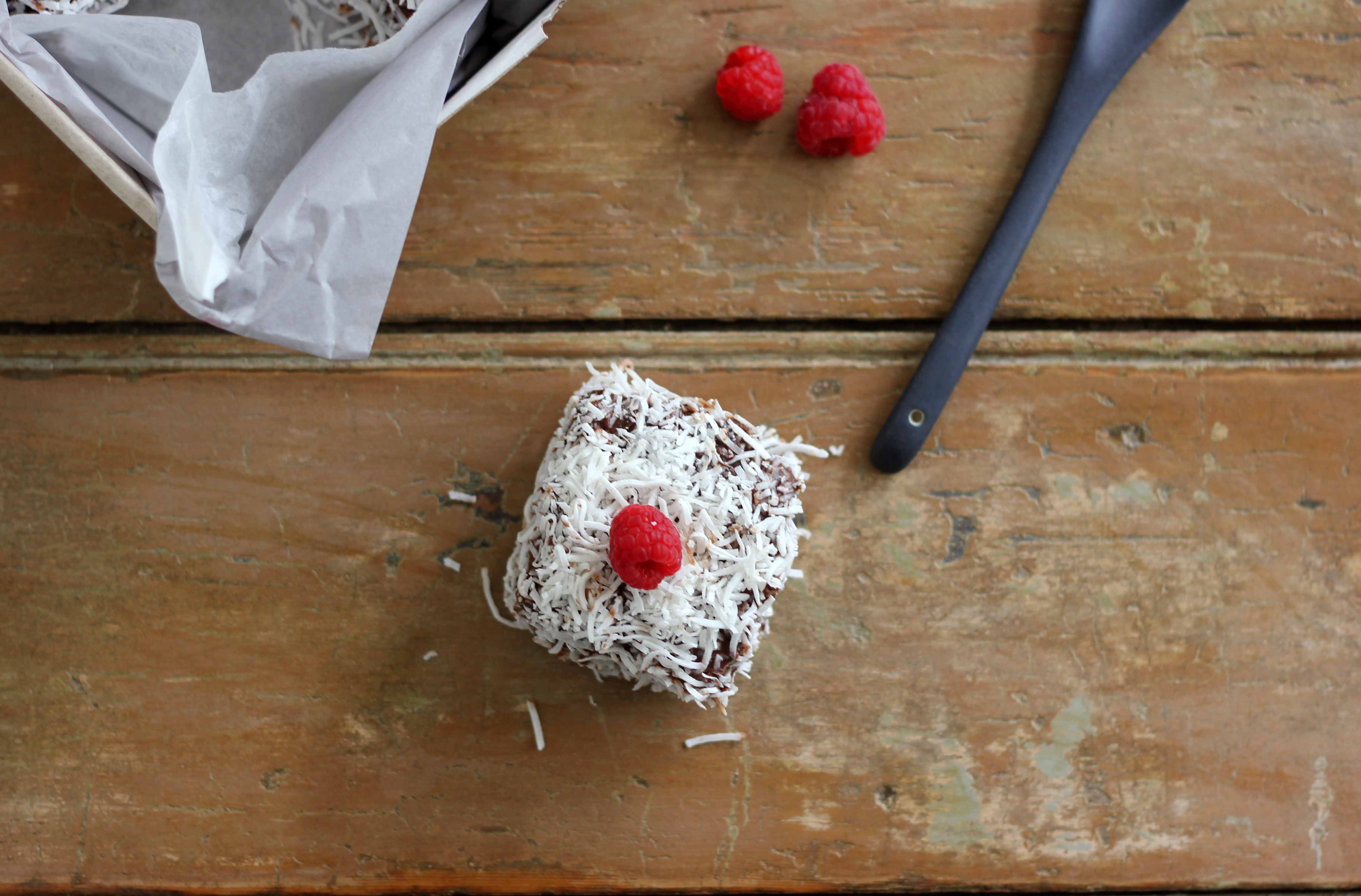 Panna Cotta Lamingtons | Butter Baking