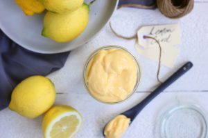 Lemon Curd | Butter Baking