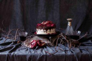 Christmas Chocolate Fruit Cake   Butter Baking