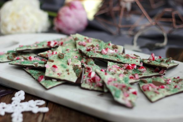 Peppermint Bark | Butter Baking