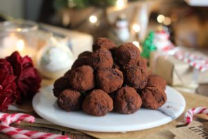 Chocolate Hazelnut Truffles   Butter Baking