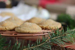 Chocolate Stuffed Christmas Cookies | Butter Baking